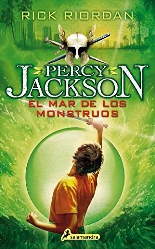 Percy Jackson 2 - El Mar De Los Monstruos - Rick Riordan