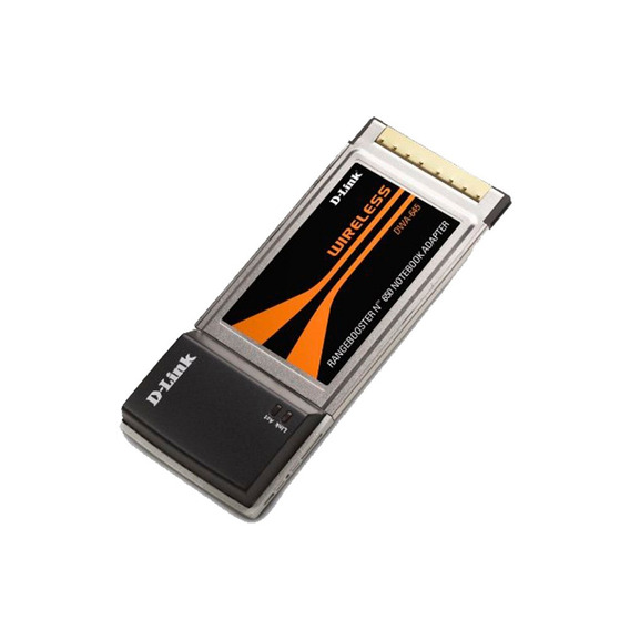 Placa Red Inalambrica D-link Pcmcia Wire N Dwa-645 11g 320