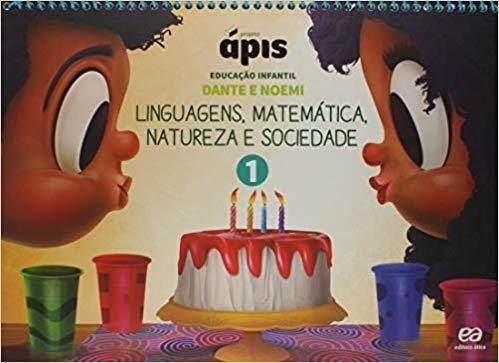 Projeto Apis - Educacao Infantil - 1 - Reformulado 2018