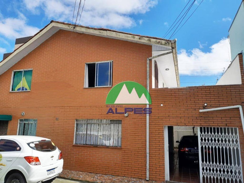 Casa À Venda, 200 M² Por R$ 700.000,00 - Jardim Das Américas - Curitiba/pr - Ca0464