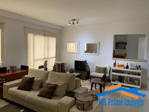 Lindo Apartamento Em Alphaville 80m² - 1608
