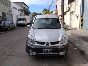 Renault Kangoo Authentique Plus Gnc 5ta Gen 2do Dueño