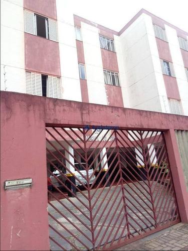 Apartamento À Venda, 58 M² Por R$ 160.000,00 - Igapó - Londrina/pr - Ap0663