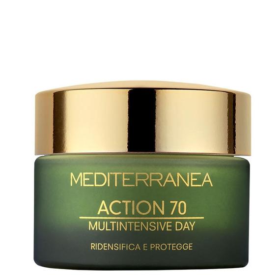 Crema Action 70 Multi Intensiva De Día Tratamiento Dama