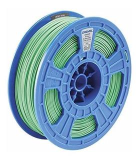 Dremel Pla-gre-01 3d Pla Verde 0.75kg