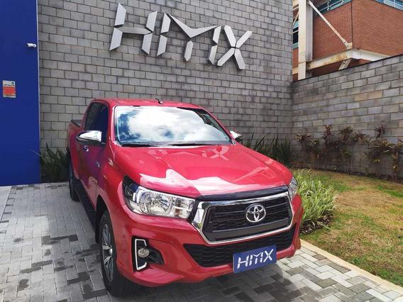 Toyota Hilux 2.8 Srv 4x4 Cd Diesel Automático