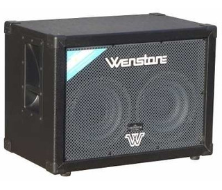Wenstone Bafle Para Bajo B 210 E Parlante Eminence 2x10 400w