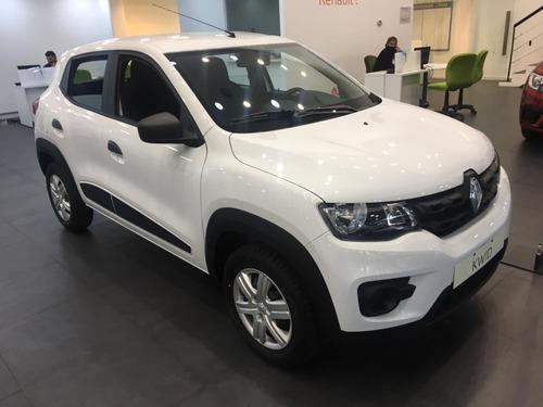 Renault Kwid 1.0 Zen  66cv  No Mobi No Up No Ford Ka  Zen Mf