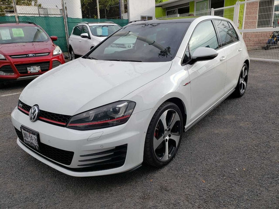 Volkswagen Golf 2017 Gti Dsg Aut.