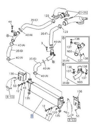 Radiador Intercooler Oem Chevrolet Dmax 3.0 2014 Al 2017