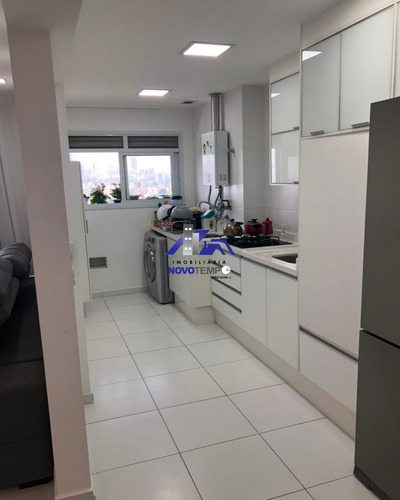Imagem 1 de 21 de Apartamento A Venda Em Barueri Com 3 Dorm E 2 Vagas  -  Central Park - Ap01120 - 69441538