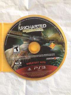 Uncharted 1 Sin Caja Ps3 Envíos Todo Chile