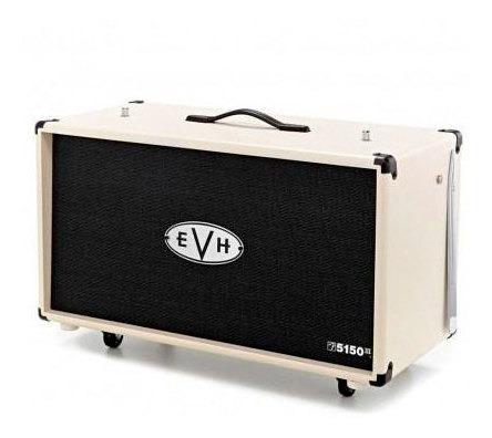 Ftm Caja Guitarra Evh 4x10 212 St Recto Marfil