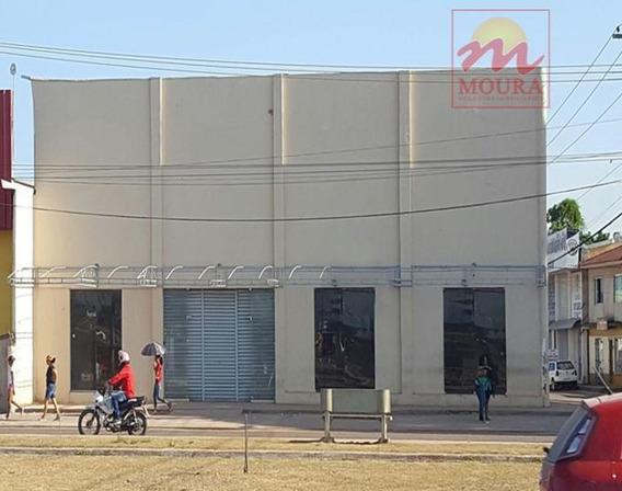 Localizado Na Área Comercial Da Br 156 - Ga0020
