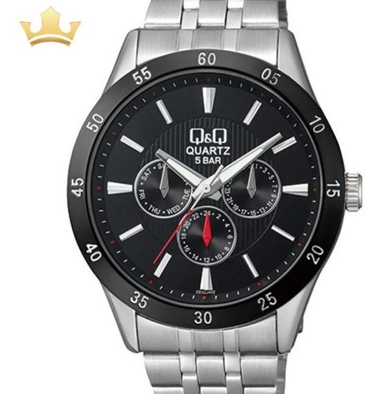 Relógio Q&q By Japan Masculino Ce02j402y C/ Garantia E Nf