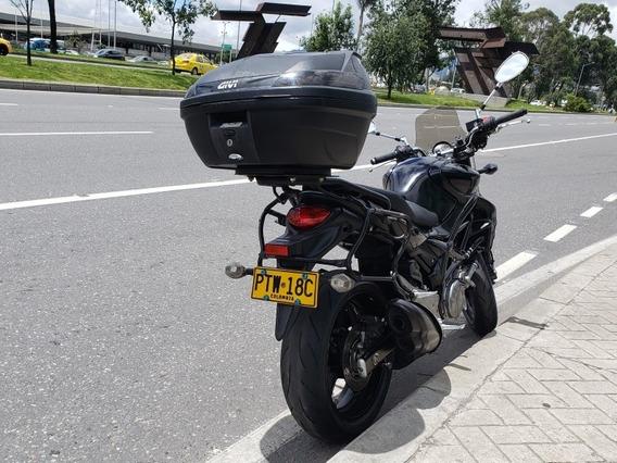 Suzuki Sfv 650 Abs Gladius