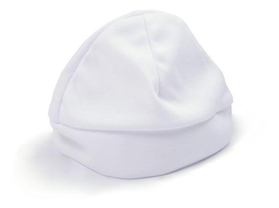 Gorro Blanco Para Bebé