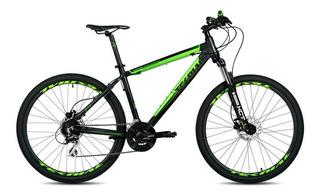 Bicicleta Teknial Tarpan 300b Rod 27.5 24 Vel Liquidacion