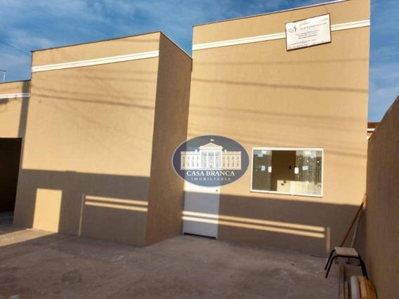 Casa Com 3 Dormitórios À Venda, 90 M² Por R$ 300.000 - Umuarama - Araçatuba/sp - Ca1154