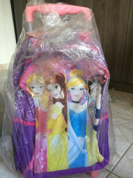 Bolsa Das Princesas -disney