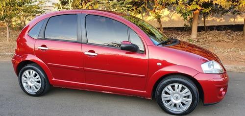 Citroën C3 2009 1.6 16v Exclusive Flex Aut. 5p