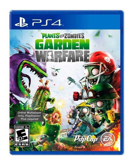 Plants Vs Zombies Garden Warfare Ps4 (sellado) Envios Gratis
