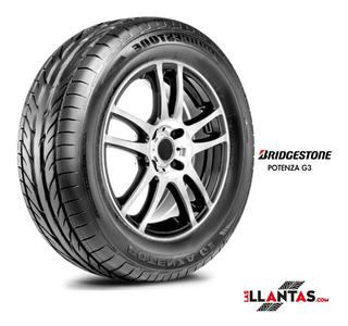 Llanta Bridgestone Potenza G3 18 - Unidad a $219000