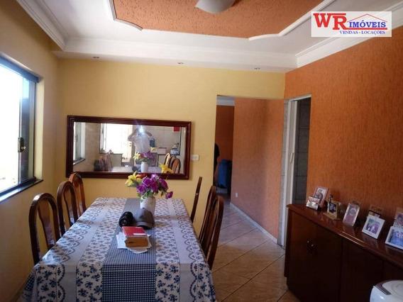 Sobrado Com 3 Dormitórios À Venda, 187 M² Por R$ 465.000 - Parque Selecta(montanhão) - São Bernardo Do Campo/sp - So0718