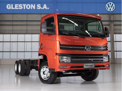 Volkswagen 13-180 Euro V Doble Eje Con Levante 2021 0km