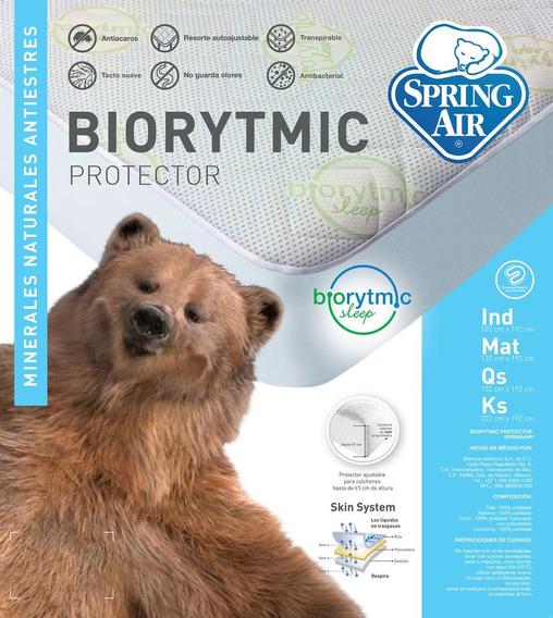 Protector Biorytmic Spring Air Individual Envio Gratis