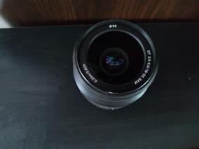 Lente Sony 18 A 55 Mm Com Motor De Foco.