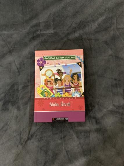Livro Garotas Da Rua Beacon- Aloha Havaí!