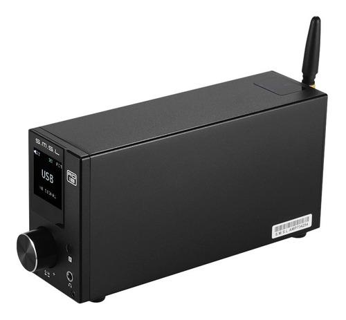 Smsl Ad18 Decodificador Digital Completo Amplificador De