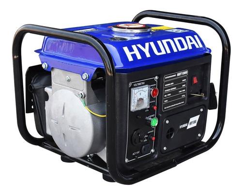 Imagen 1 de 5 de Generador Eléctrico Planta De Luz Hyundai 1,000w 2hp
