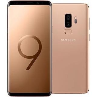 Smartphone Samsung Galaxy S9+ 128gb Dual Sim 6.2 - Dourado