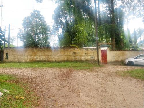 Chácara Com 2 Dorms, Vila São Paulo, Itanhaém - R$ 350 Mil, Cod: 1903 - V1903