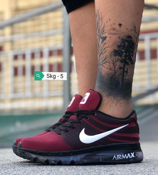 Nike Air Max Dif. Caballeros 35 A 40 Skg 5
