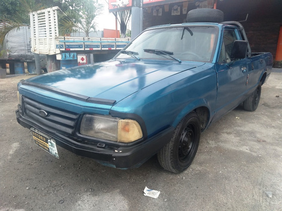 Ford Pampa Ano 1993 Com Gnv