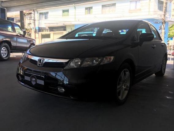Honda Civic New Exs 1.8 16v (aut) (flex) Flex Automático