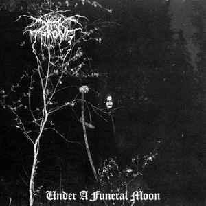 Cd Darkthrone Under A Funeral Moon Slipcase