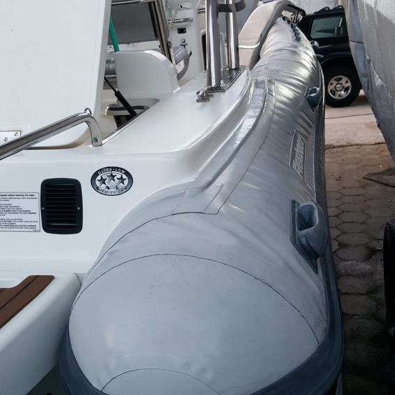 Bote Flexboat 2010 Motor Centro Mercury 4.3 220 Hp