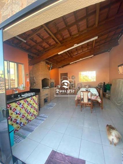 Sobrado Com 3 Dormitórios À Venda, 200 M² Por R$ 520.000,00 - Vila Pires - Santo André/sp - So3219