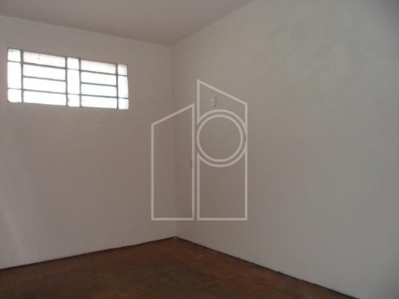 Casa Comercial E Residencial Para Locação No Centro De Jundiaí Com 03 Quartos E Garagem. - Ca02827 - 2889247