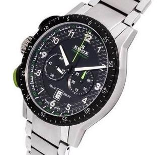 Reloj Edox Chronorally-1 | 103053nvmnv Hombre | Envío Gratis