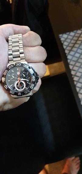 Relógio Tag Heuer Formula 1 Quartz Chronograph 41 Mm Black