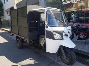 Zanella Zmax 200 Tricargo S Cerrado Truck Utilitario Carga 1