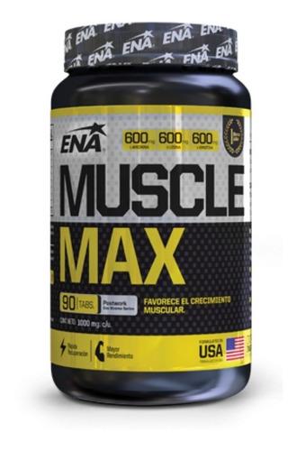 Imagen 1 de 2 de Muscle Max X 100 Tabletas