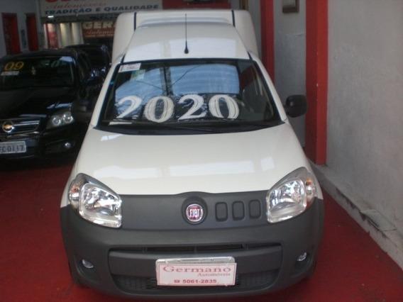 Fiat Fiorino 1.4 Hard Working Flex 4p 2020