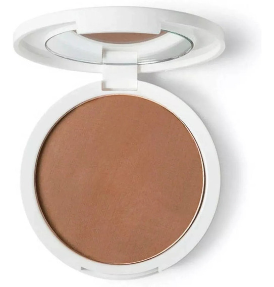 Pó Compacto Facial Matte Bronze Colortrend Avon