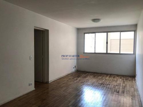 Imagem 1 de 30 de Apartamento À Venda, 75 M² Por R$ 800.000,00 - Jardim Paulista - São Paulo/sp - Ap0134